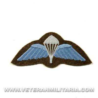 British WW2 parachute wings