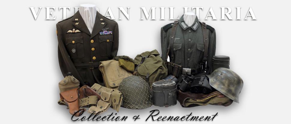 veteran militaria